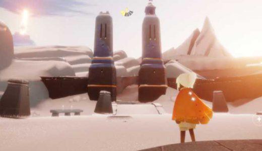【Sky 星を紡ぐ子どもたち】峡谷の精霊のいる場所一覧
