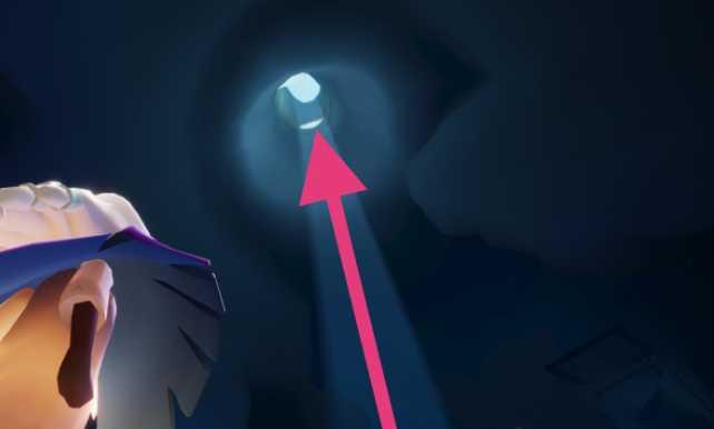 孤島の光の翼