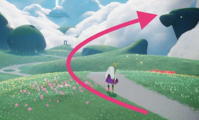 草原の光の翼
