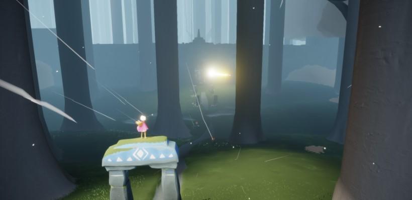 雨林で光をつかまえるデイリークエスト