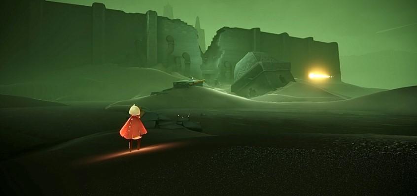 捨てられた地の光