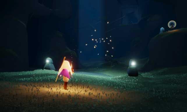 孤島のイベント精霊救出方法