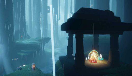 【Sky 星を紡ぐ子どもたち】雨林の大キャンドル(キャンドルタワー)の設置場所