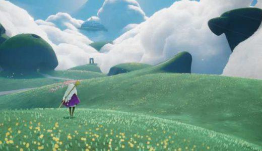 【Sky 星を紡ぐ子どもたち】魔法の季節 - 蟹歩きの精霊の場所とアイテム一覧