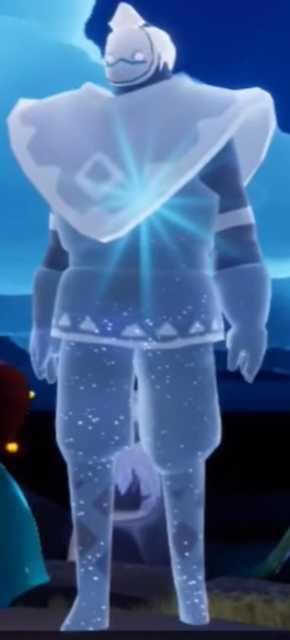 光の探究者の精霊