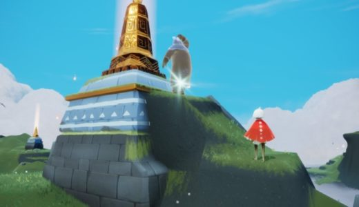 【Sky】模様が示す草原の精霊(手を振る感情表現)の記憶を呼び起こすデイリークエスト攻略法【星を紡ぐ子どもたち】