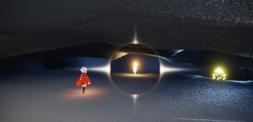 光の子の場所
