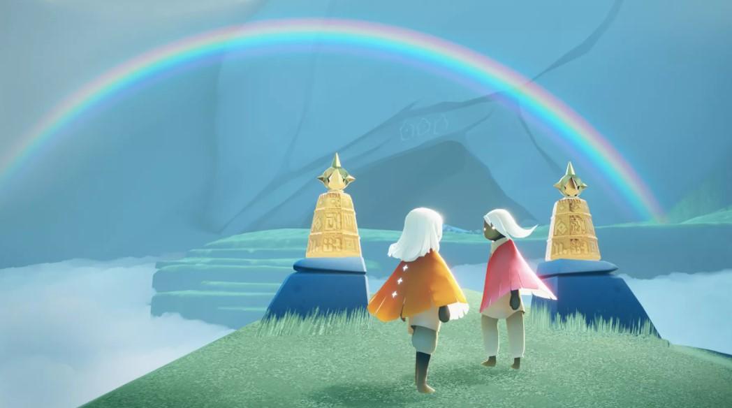 虹かける日々