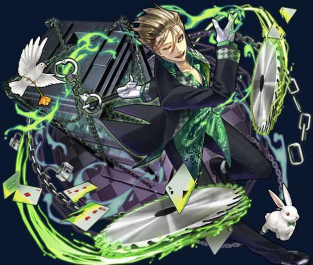 消滅の幻影師 ヨシアキ