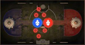 勢力戦の攻略法